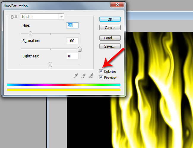 How to Create a Fire Illustration in Photoshop