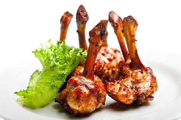Fried Chicken Wings ©kovalvs