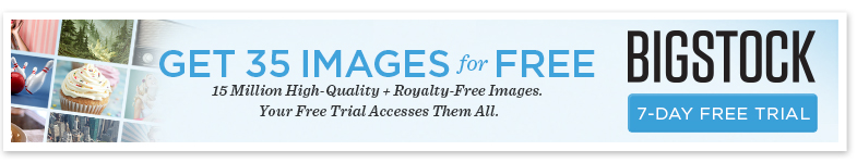 Get 35 Images for Free with your Free trial from Bigstock images.