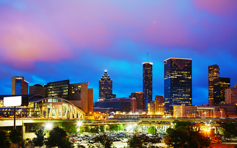 Downtown Atlanta  by photo.ua
