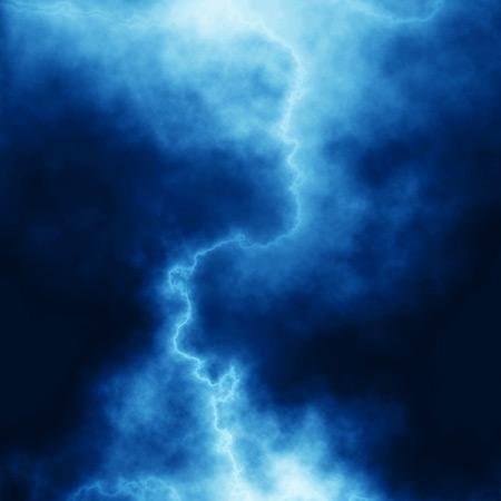 Abstract Lightning Image ©Tund