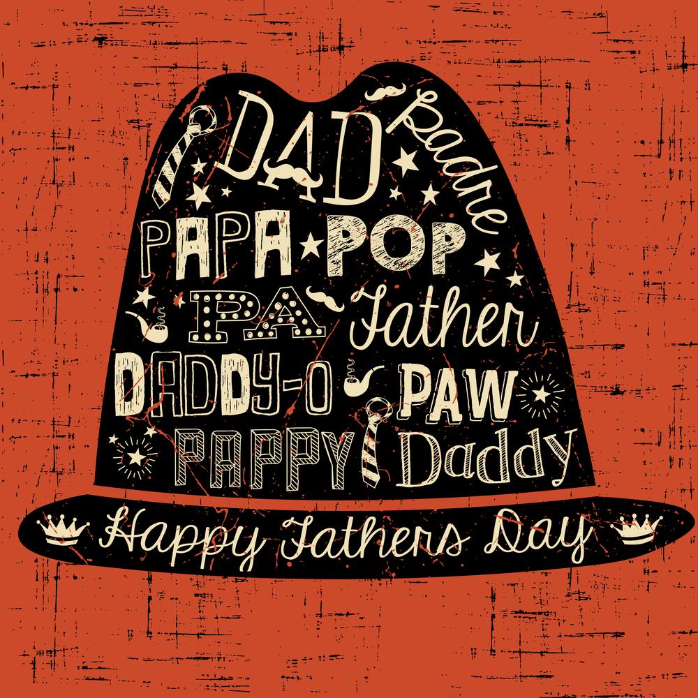 Father's Day hat by TeddyandMia .