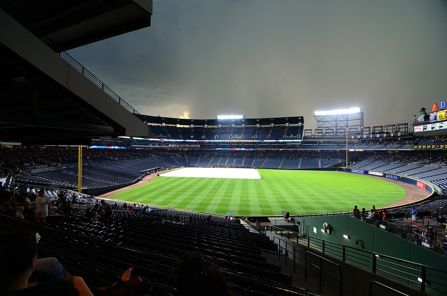 Turner Field  by SeanPavonePhoto