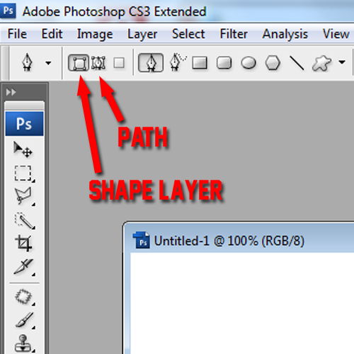 Mastering the Pen tool in Photoshop
