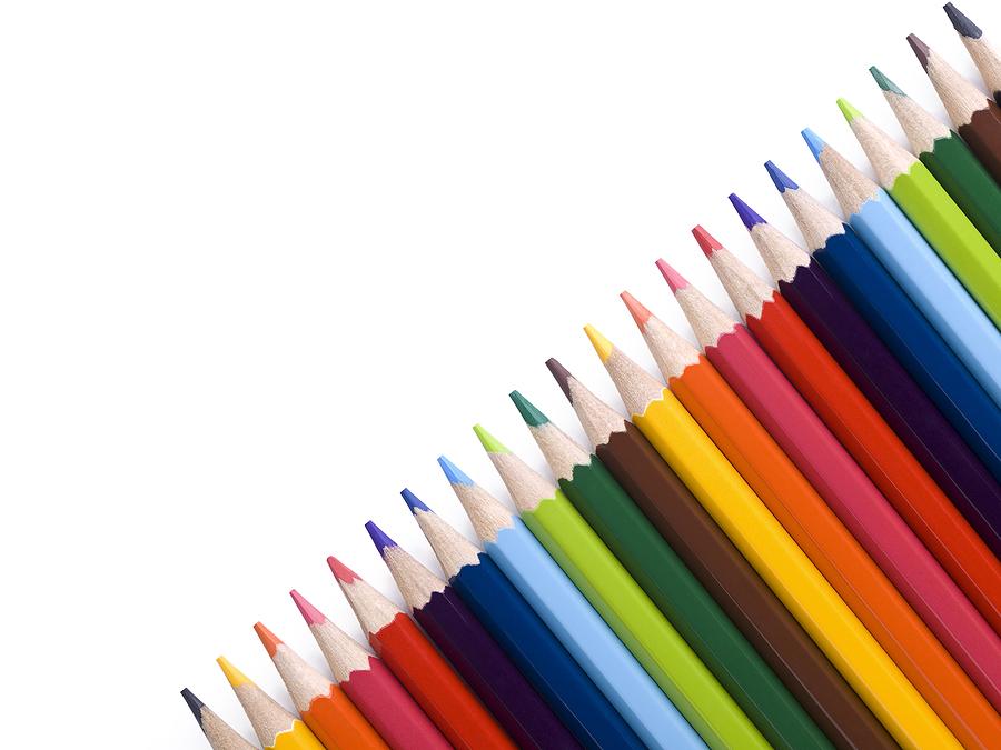 Pencil diagonal