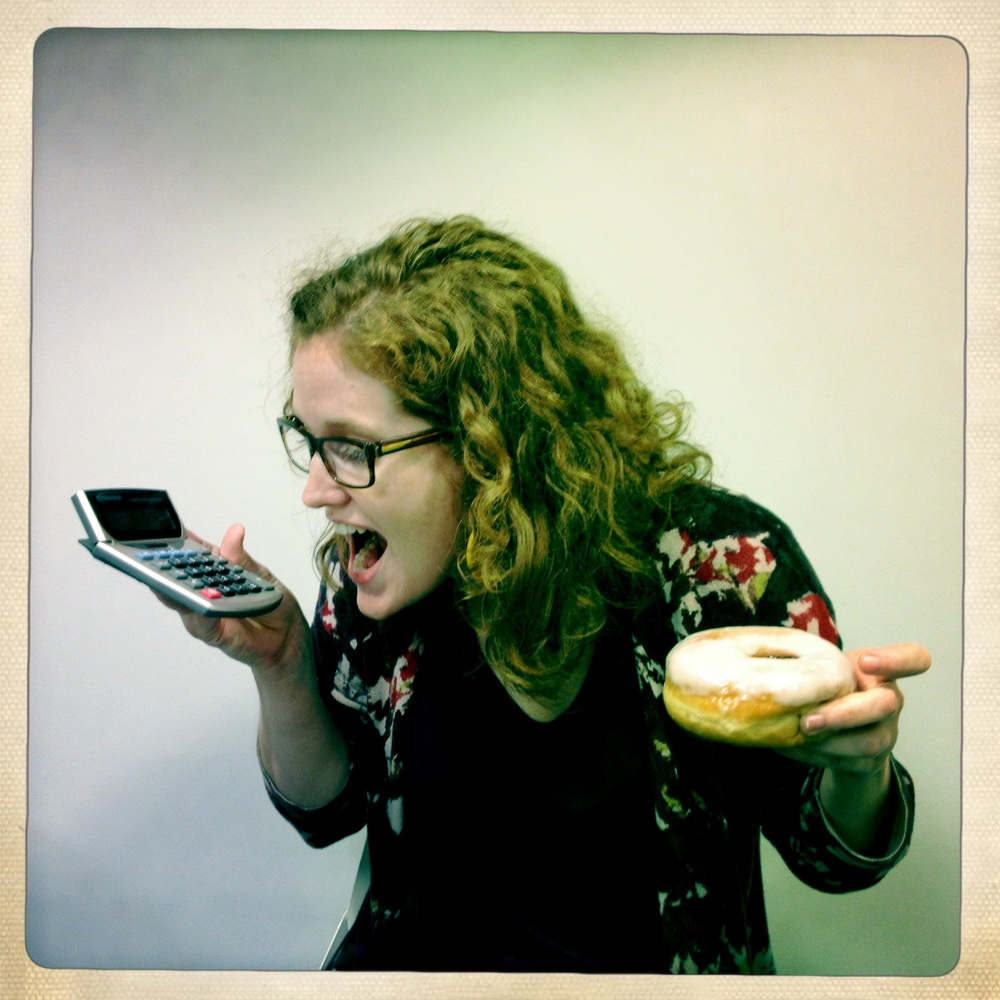 Photo of Donut Cristin. House of Carbs: Bigstock Struggles with National Donut Day