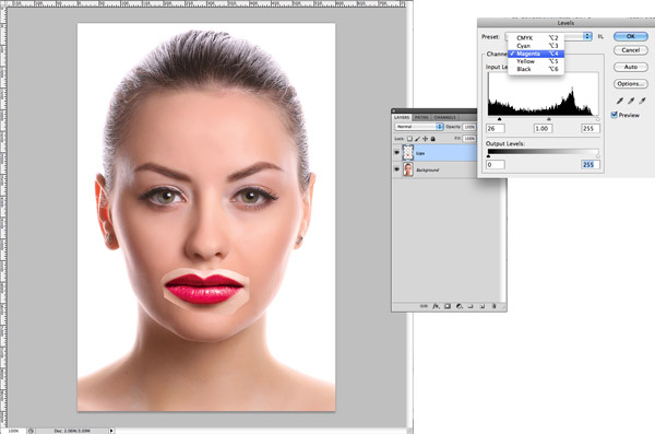 compositing images tutorial