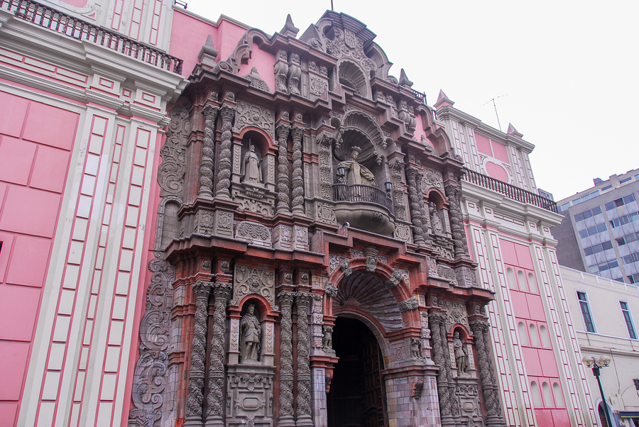 Basilica of Nuestra Señora de la Merced | demerzel21