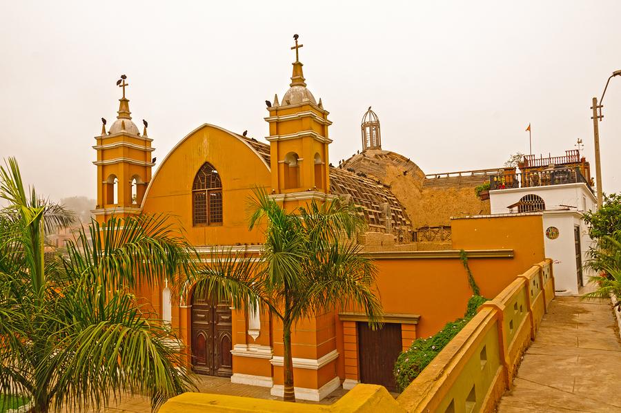 The Ermita Church in the Barranco District  | wildnerdpix