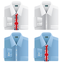 Bigstock Union jack Ties for Father's Day