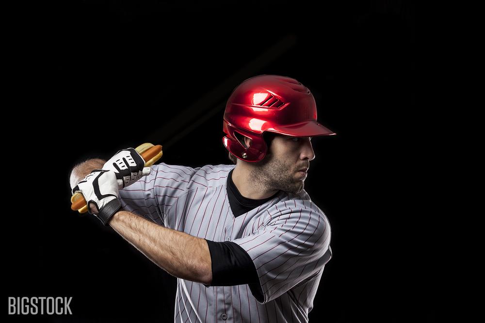 A Bun Track Mind: Loving the Hot - baseball
