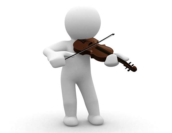 Violin image ©koun