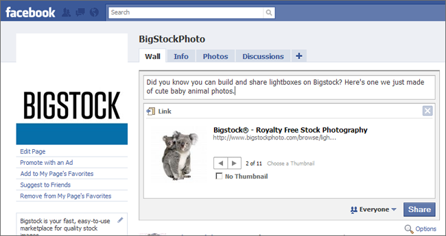 Putting Bigstock Lightboxes to Work For You – Bigstock Blog