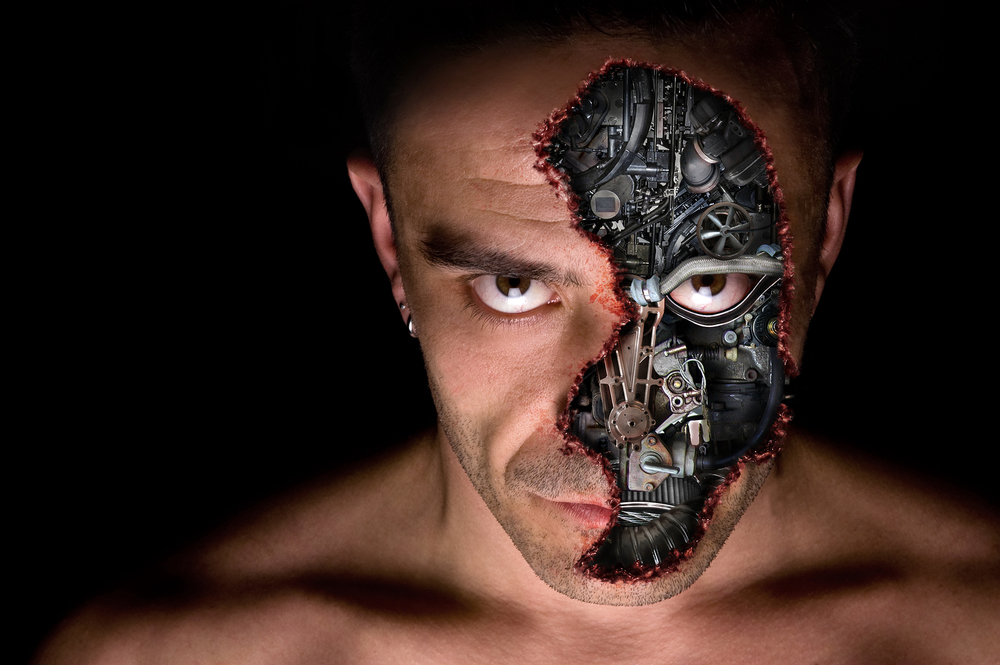 Cyborg Image @Shevvers