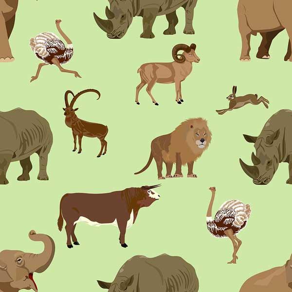 Bigstock wild animals