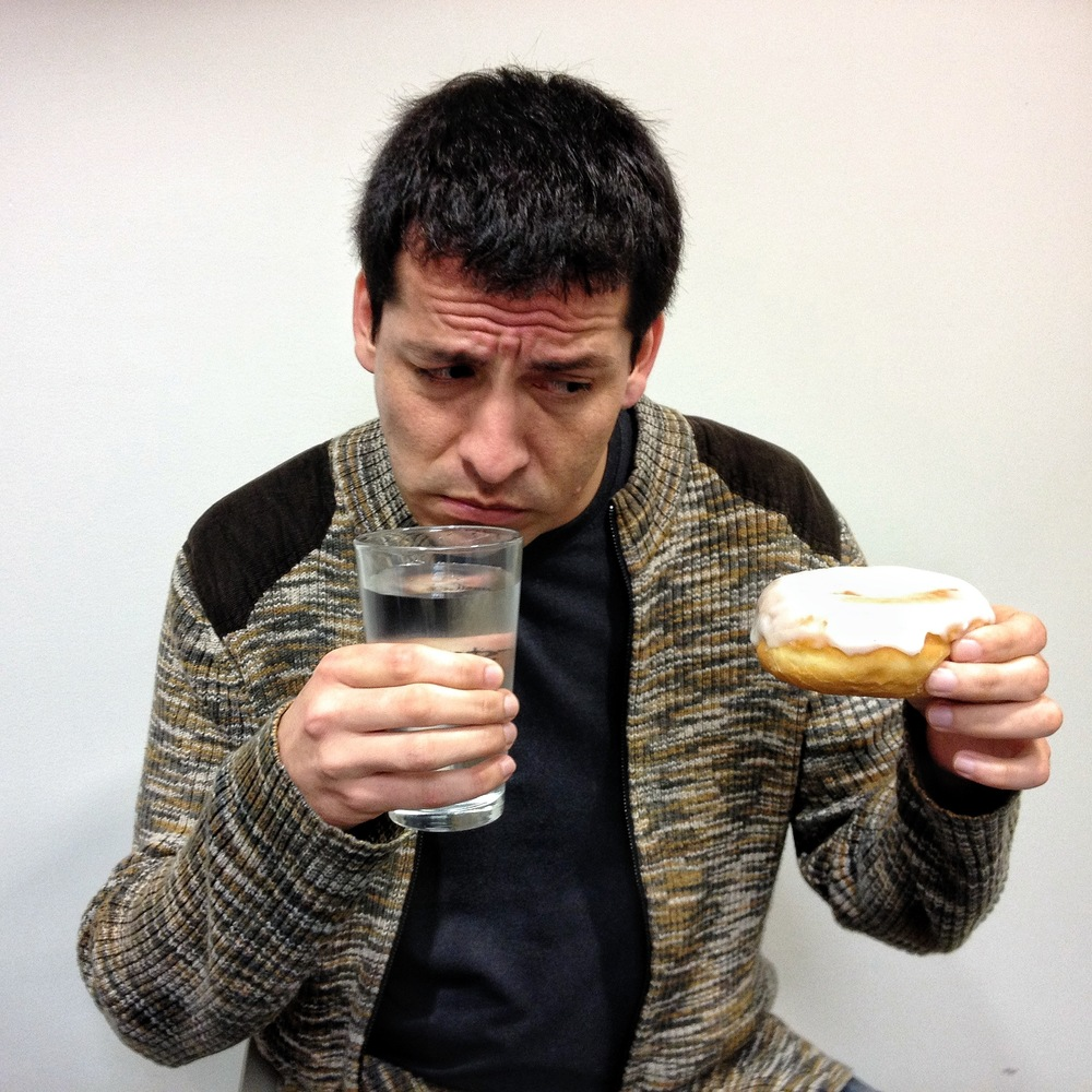 Photo of Donut Erick. House of Carbs: Bigstock Struggles with National Donut Day