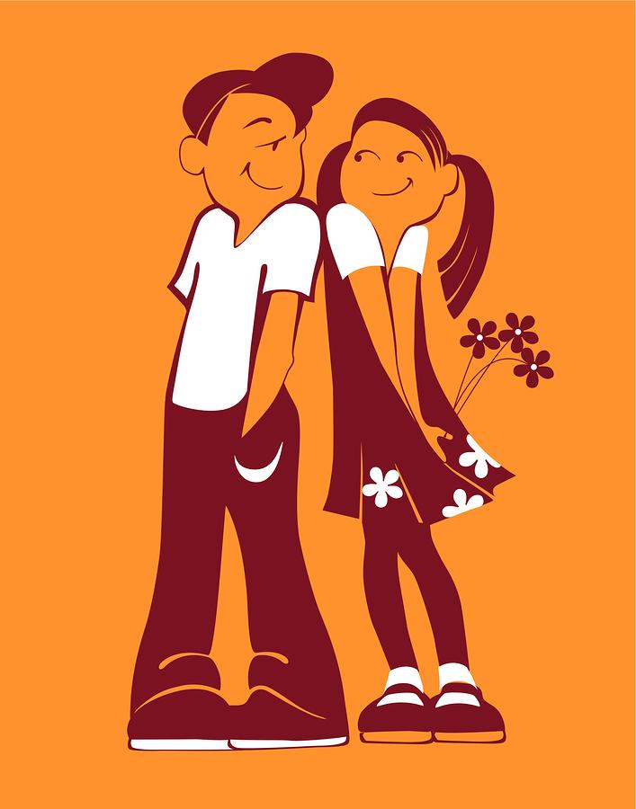 Boy & Girl image ©filitova