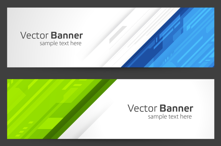 Vector banner image by  VikaSuh .